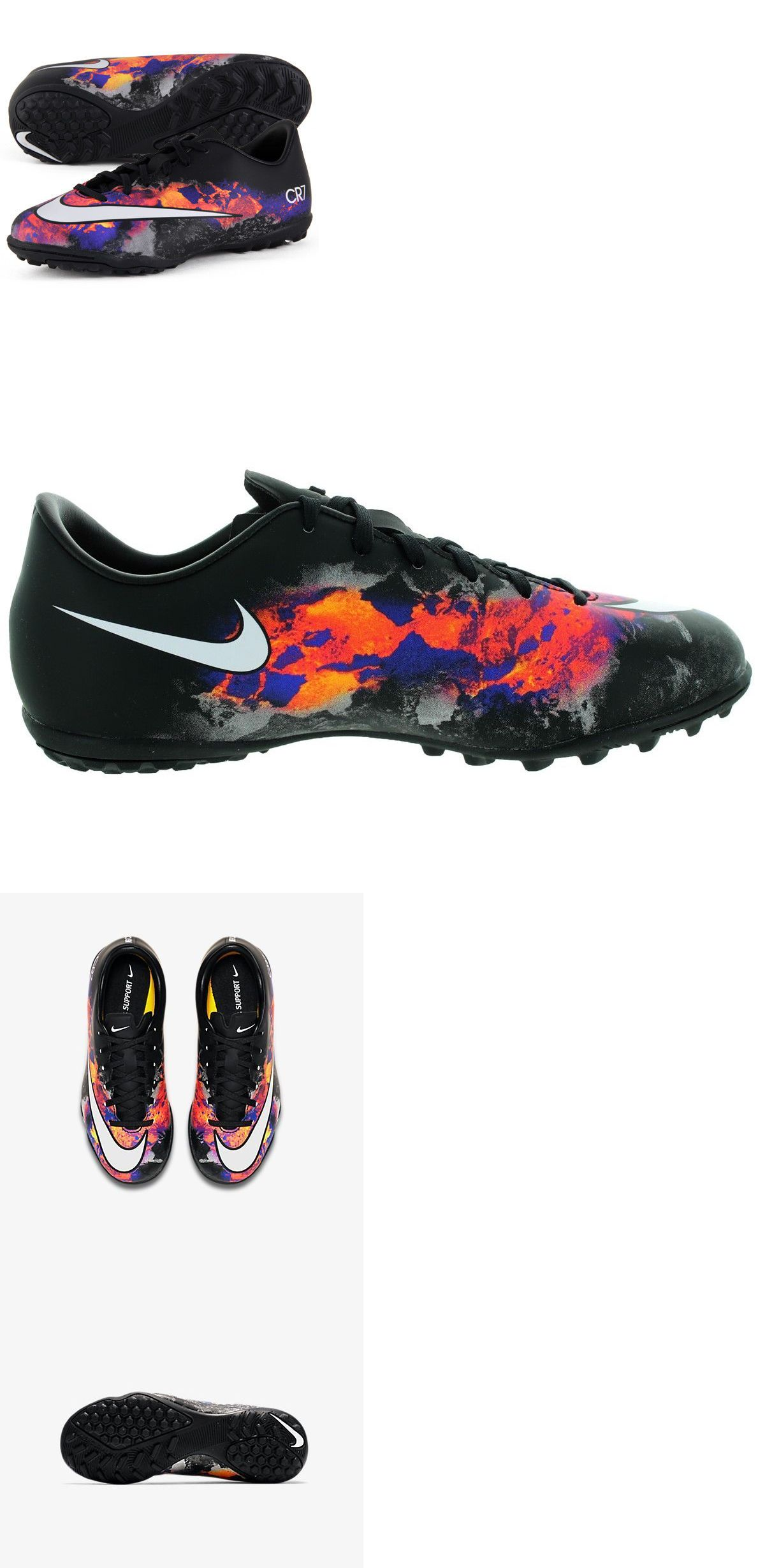 83d83d56ce1 ... best price youth 159177 nike jr. mercurial victory v tf turf soccer  shoes size 2y