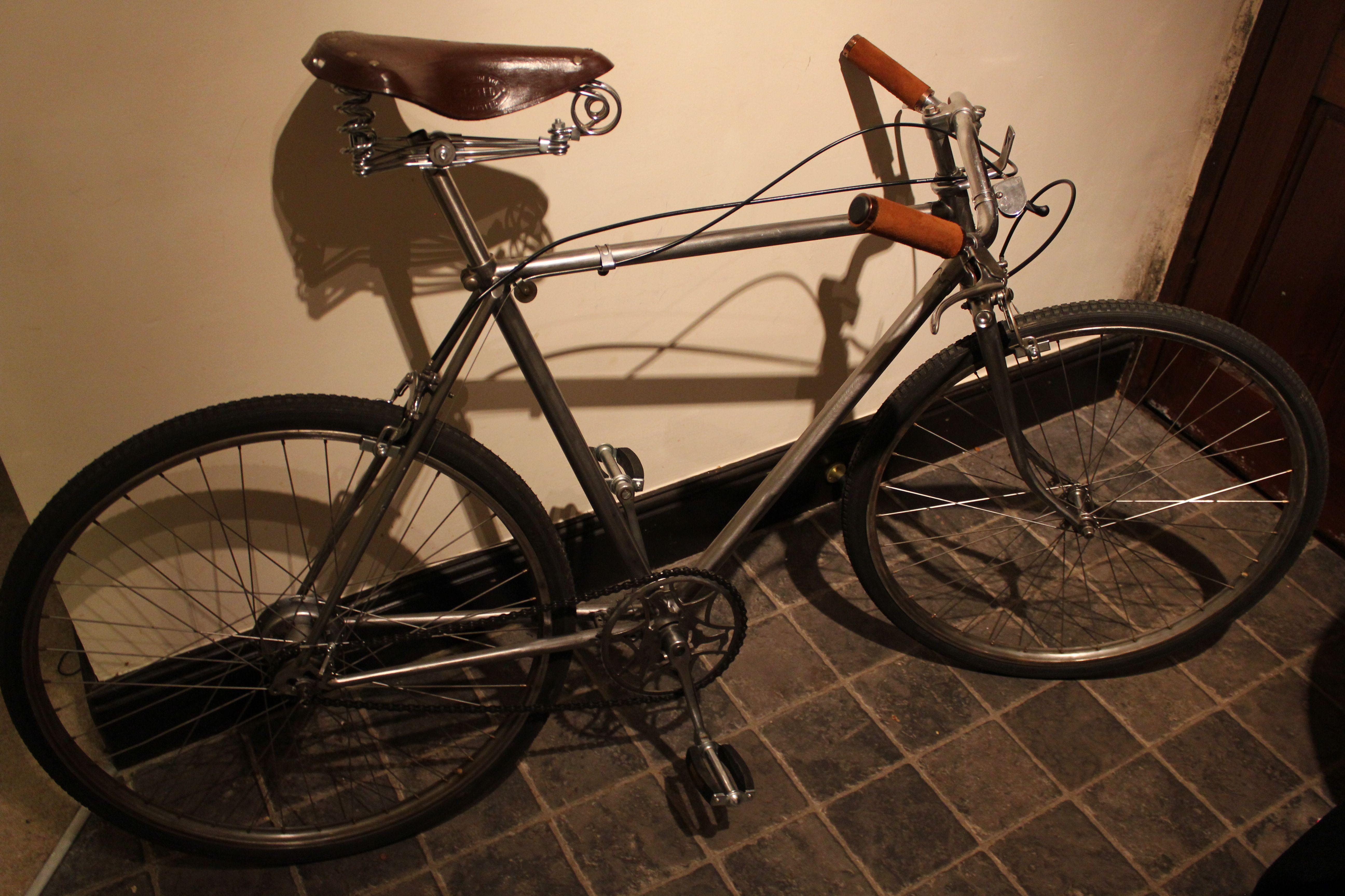 Raleigh Path Racer Vintage Steel