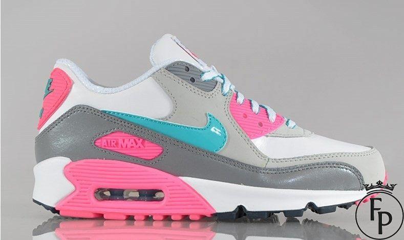 Fp Nike Air Max 90 345017 109 Rozowe Blekitne 38 5 4101511207 Oficjalne Archiwum Allegro Nike Air Max Nike Shoes Cheap Tennis Shoes Outfit