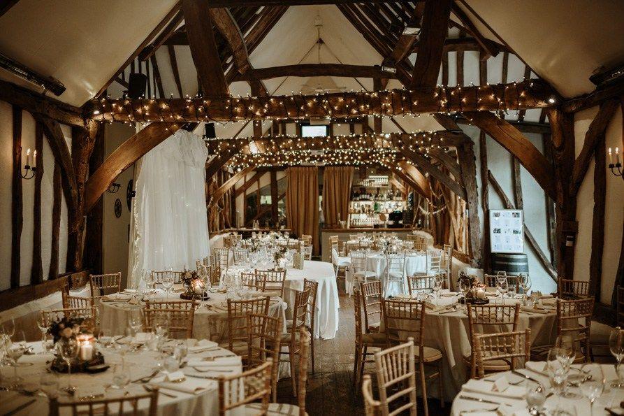 Top 10 Barn Wedding Venues | Wedding | Wedding venues uk ...