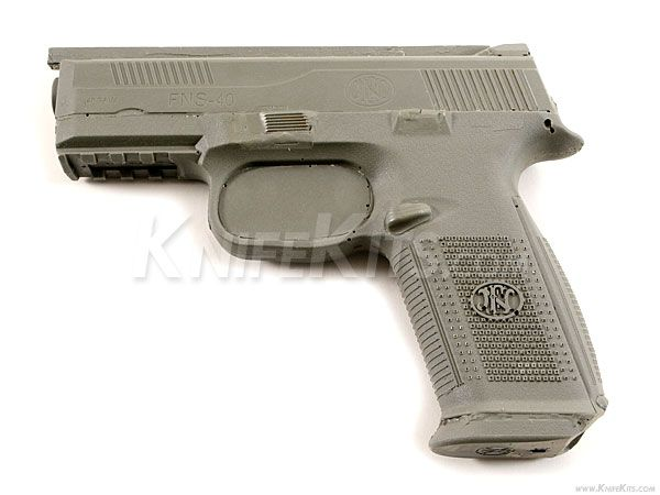 QLH - Holster Molding Prop - FN FNS-40 | Molding Props-QLH