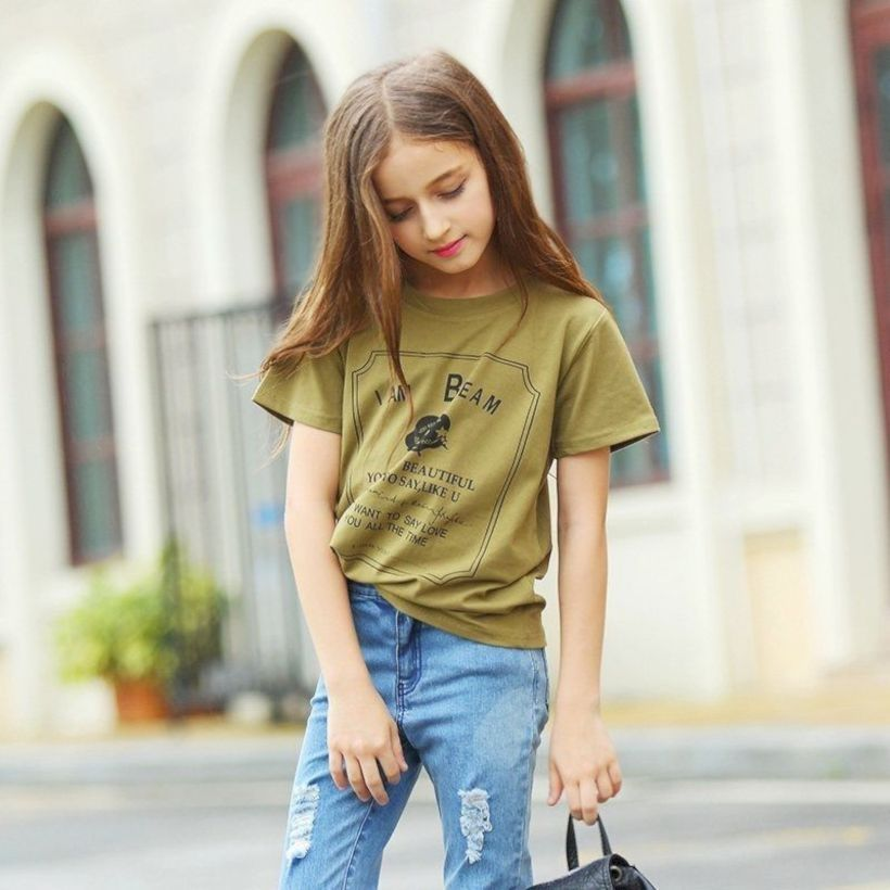 Summer Outfits For Teenage Girl 50 Best Outfits Little Girl Fashion Cute Outfits For Kids Kids Outfits