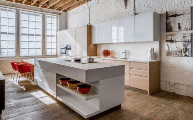 Kücheninsel Mit Spüle Küche Mit Kochinsel Modern