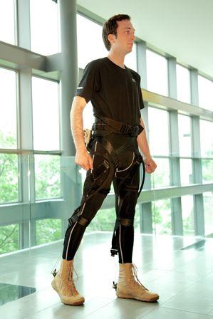 Moottoroidut housut, jotka auttavat liikuntarajoitteisia #expertfi