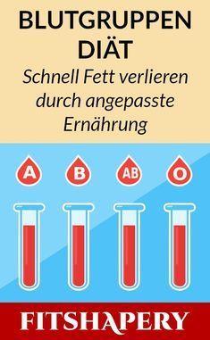 Ernährung Blutgruppe