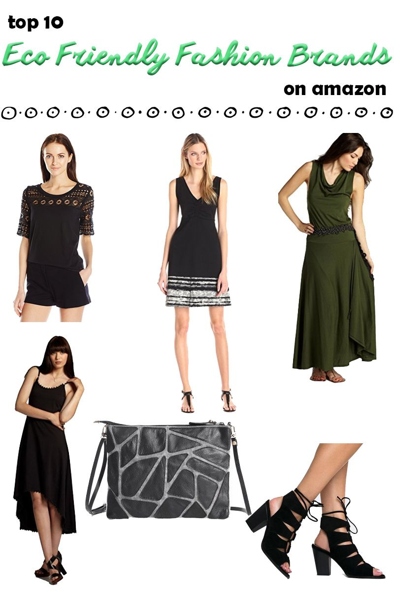 Top 10 Eco Friendly Fashion Brands On Amazon Sustainable Fashion