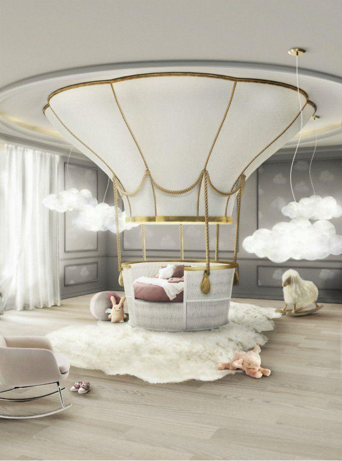 kinderzimmergestaltung kinderzimmer einrichten kinderzimmer moebel - Fantastisch Luxus Babyzimmer