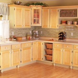 Cabinet Facelift | Kitchen cabinets upgrade, Diy kitchen ...
