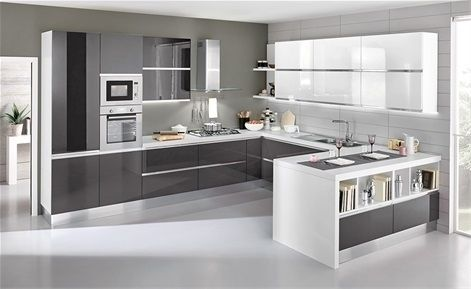 Pin di Alessandra Montagna su casa | Pinterest | Cocinas, Muebles e ...