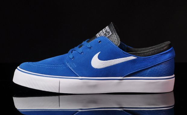 Nike's SB Zoom Stefan Janoski remains a staple for the brand, as a