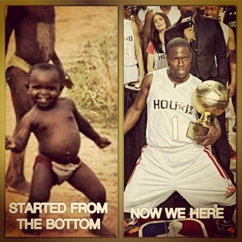 """The Funniest """"Started From The Bottom"""" Memes"""