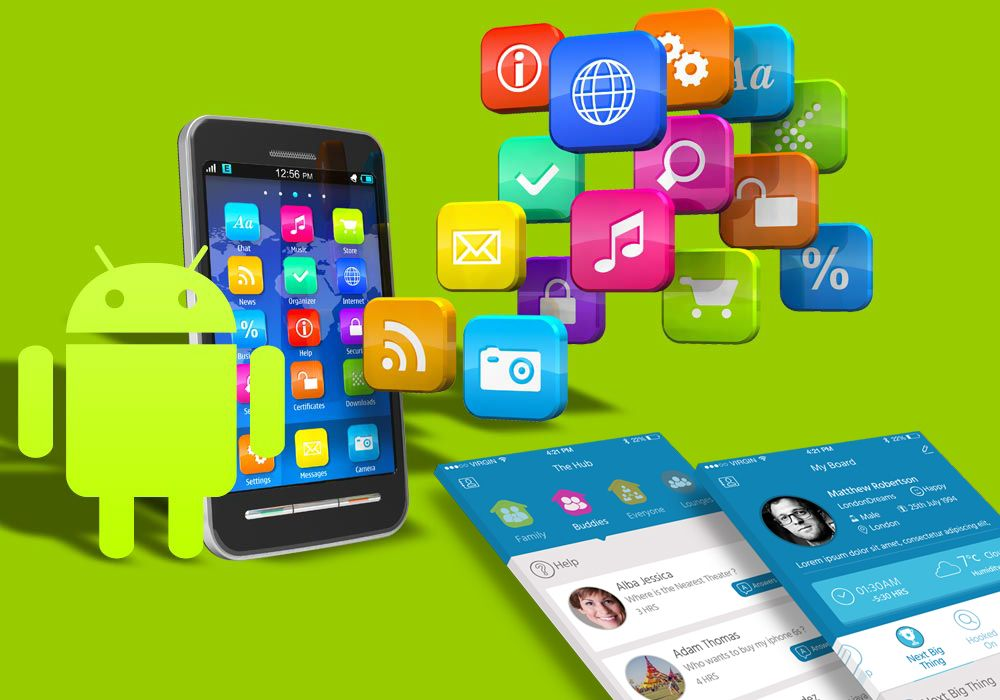 App Development from India to save money | Application android, Android  technology, App development