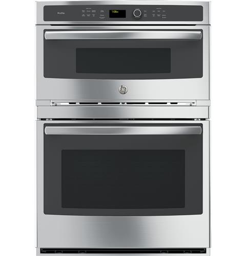 Ge Profile 30 Built In Combination Convection Microwave Convection Wall Oven Pt7800shss Ge Appliance Wall Oven Combination Wall Oven Stainless Steel Oven