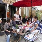 Entres autres restaurants qui peuvent vous apporter du plaisir, il y a le restaurant Au Château  ! Avec son cadre, sa bonne ambiance et ses plats savoureux, vous y aurez beaucoup de plaisir.