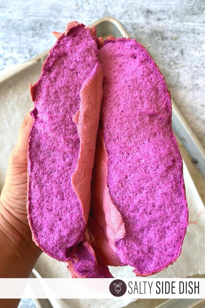 Cloud Bread Recipe From Tiktok In 2020 Cloud Bread Bread Recipes Yummy Food Dessert