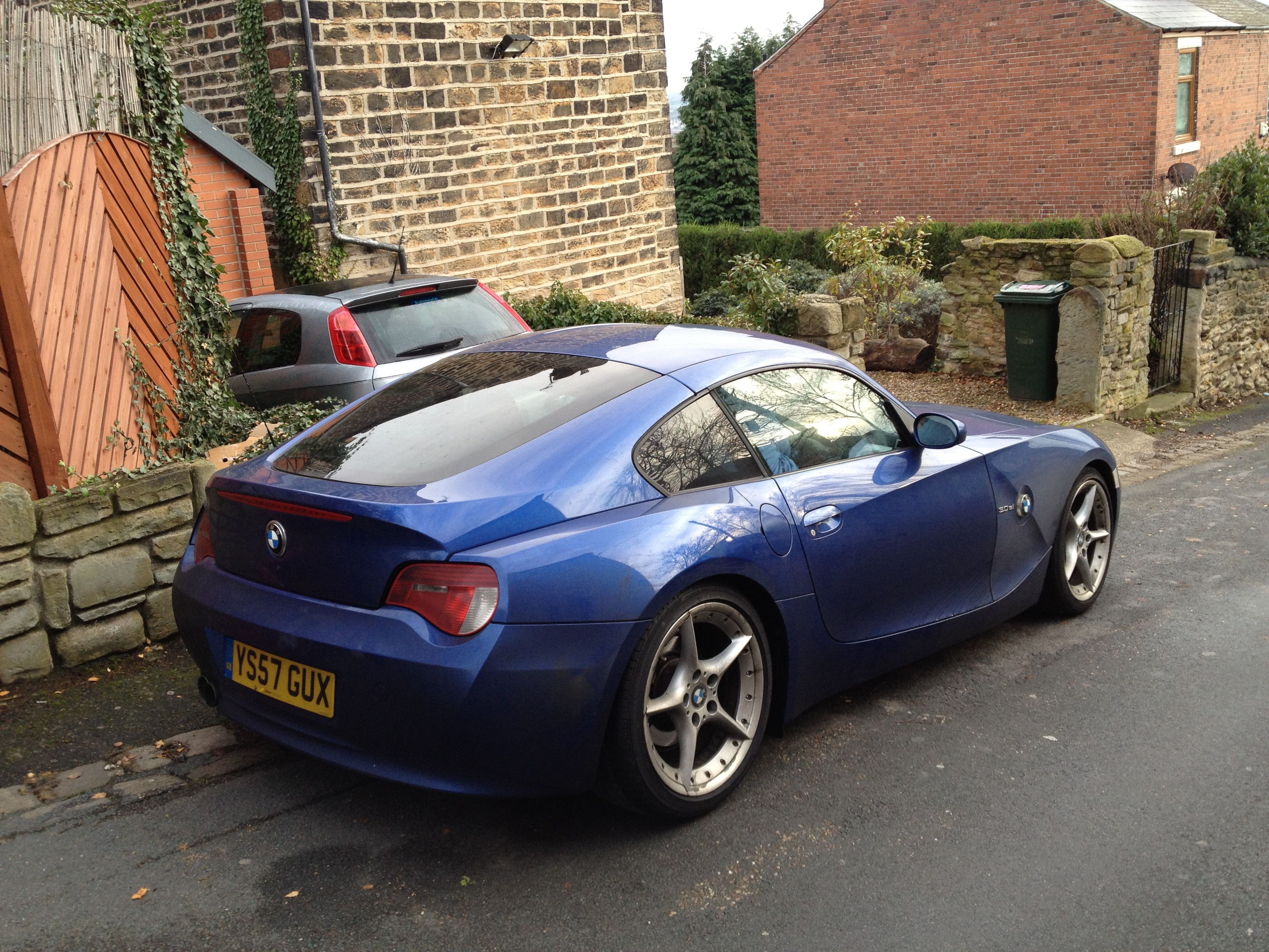 Old Bmw Z4 >> My Old Bmw Z4 Coupe Damn I Miss That Car I Should Have Let It