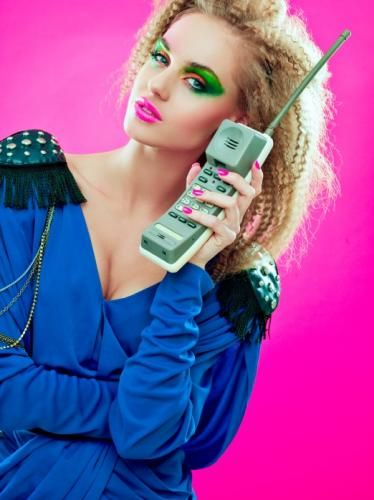 80s fashion hair and makeup 30
