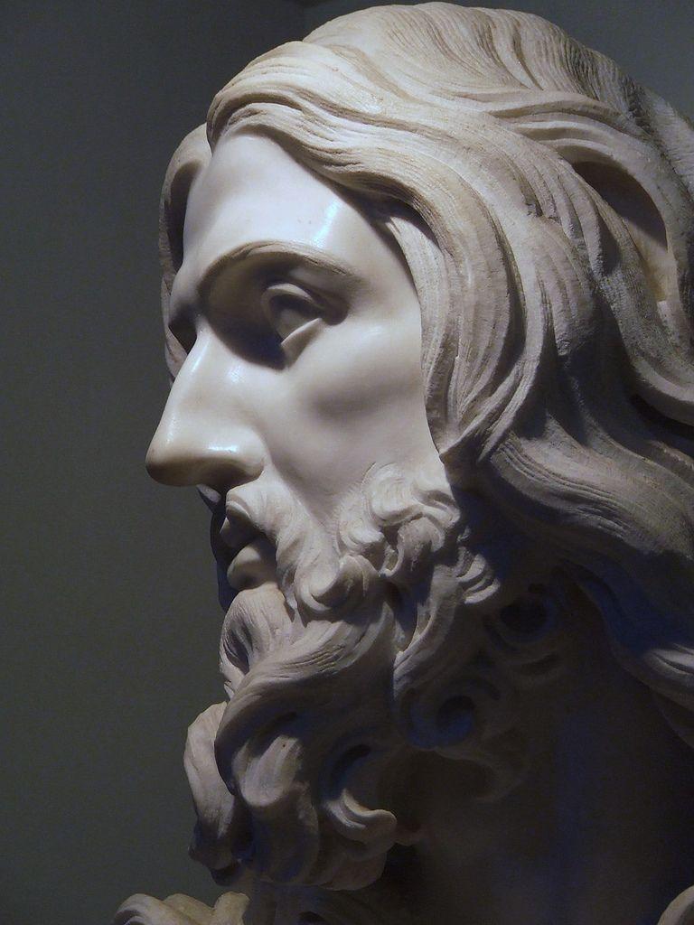 SALVATOR MUND Gian Lorenzo Bernini | Lorenzo bernini, Rosto