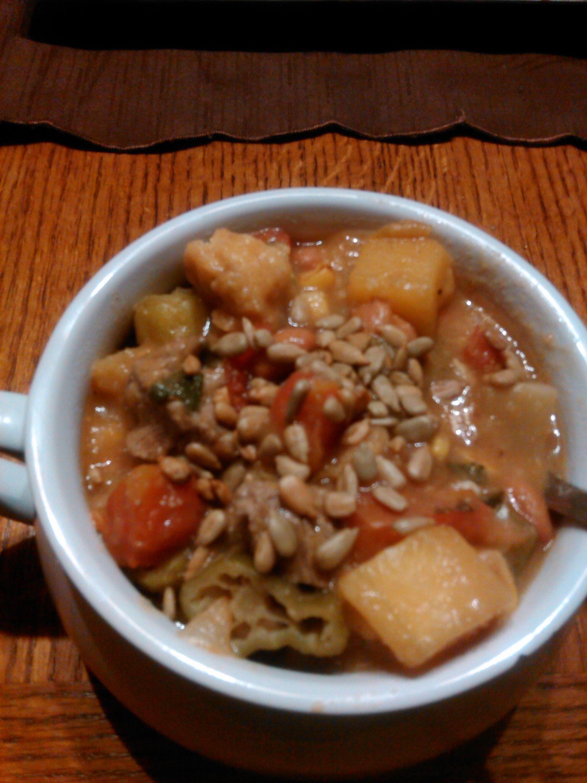 Three Sisters' Stew