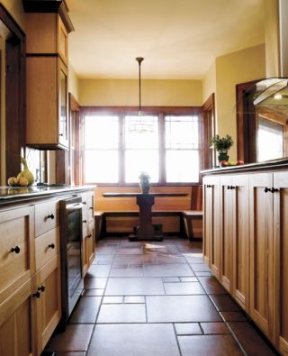 Small kitchen decorating ideas galley design and photos building also rh pinterest
