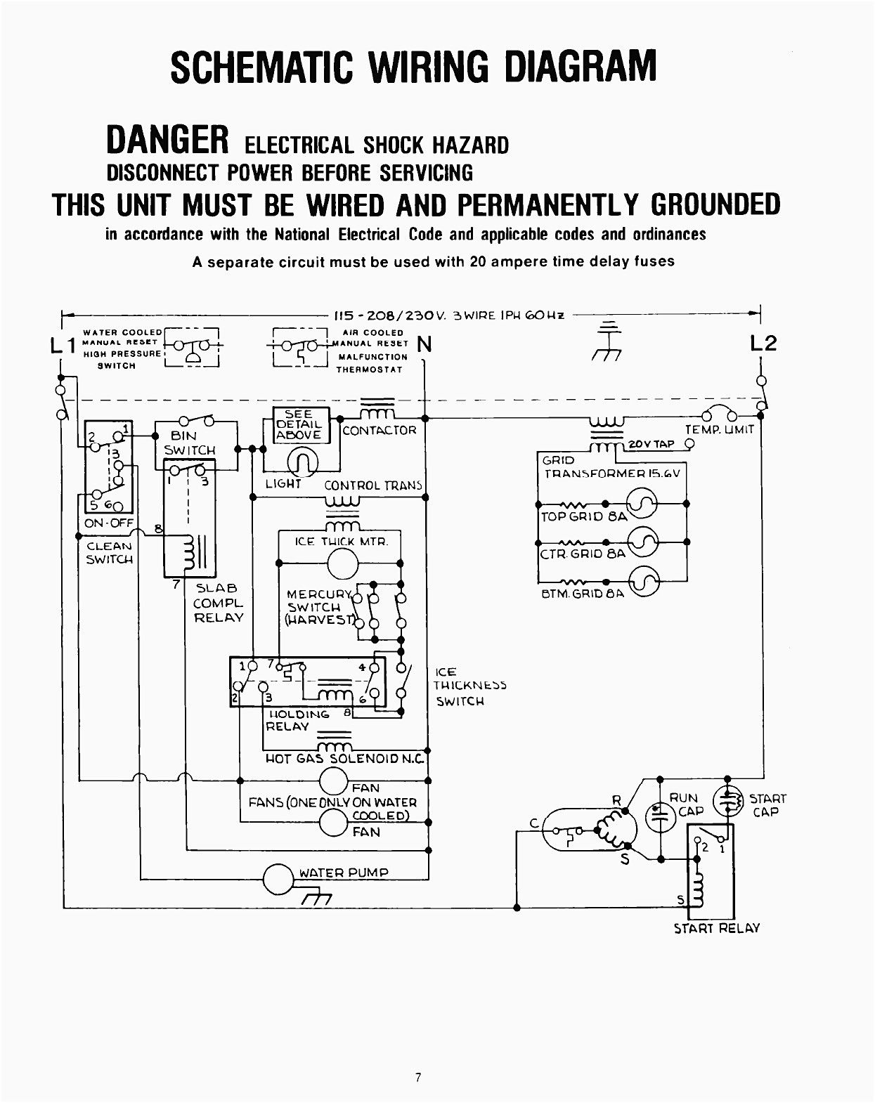 Unique Whirlpool Ice Maker Wiring Diagram in 2020