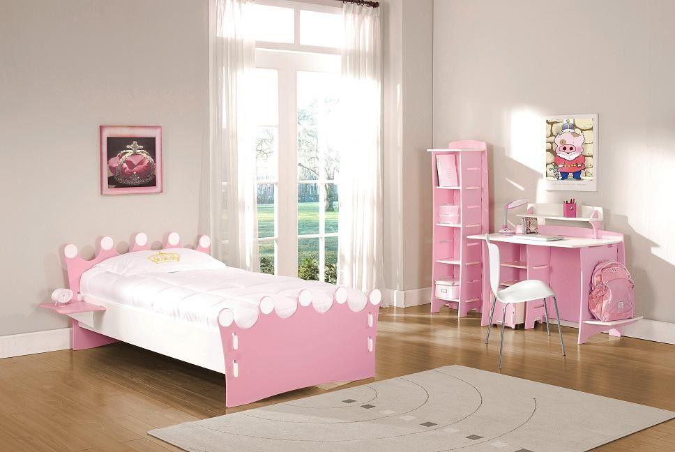 Legare Princess Twin Bed