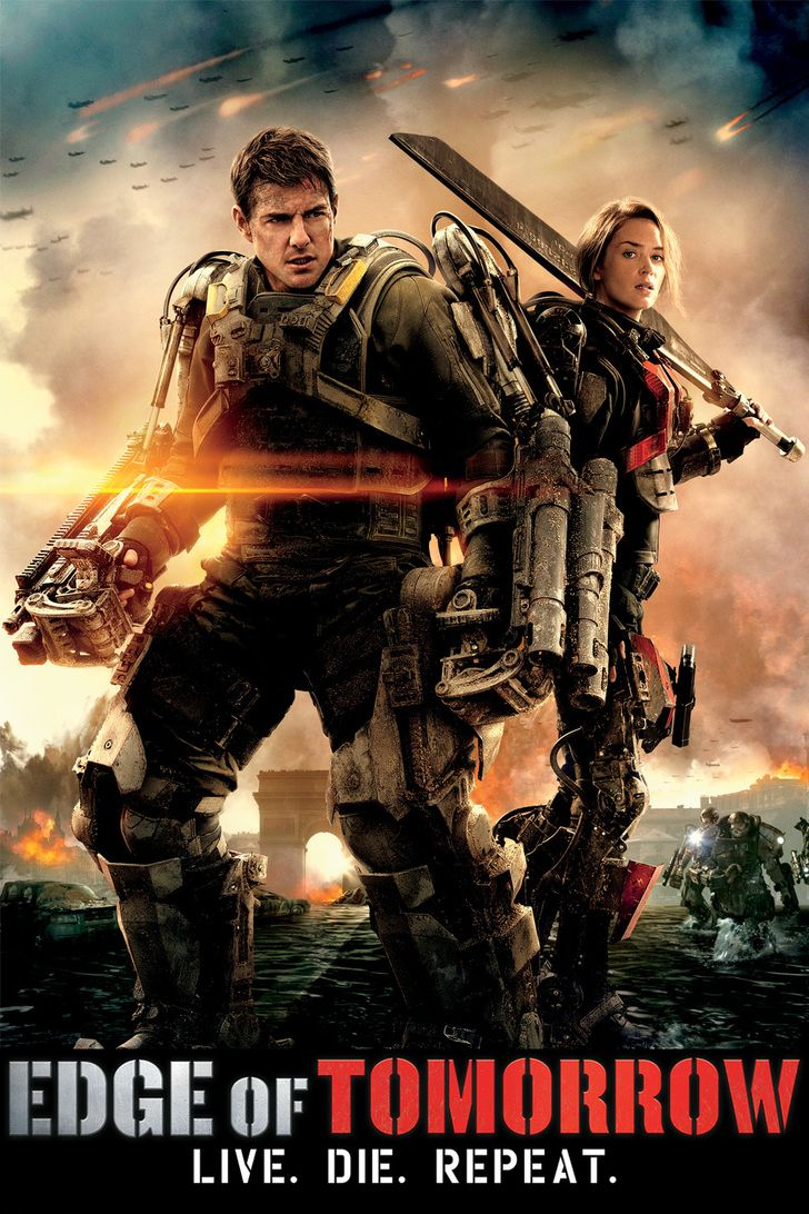 Movie Posters Edge Of Tomorrow Free Movies Online Streaming Movies Online