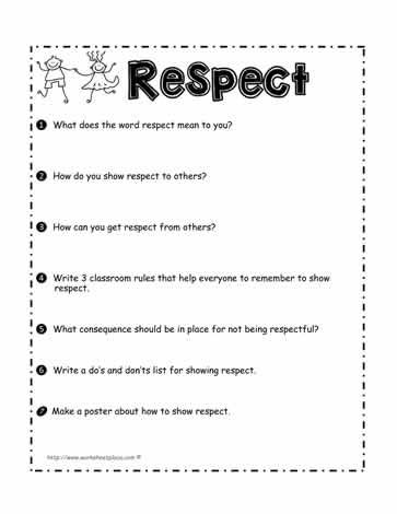 Respect of people essay