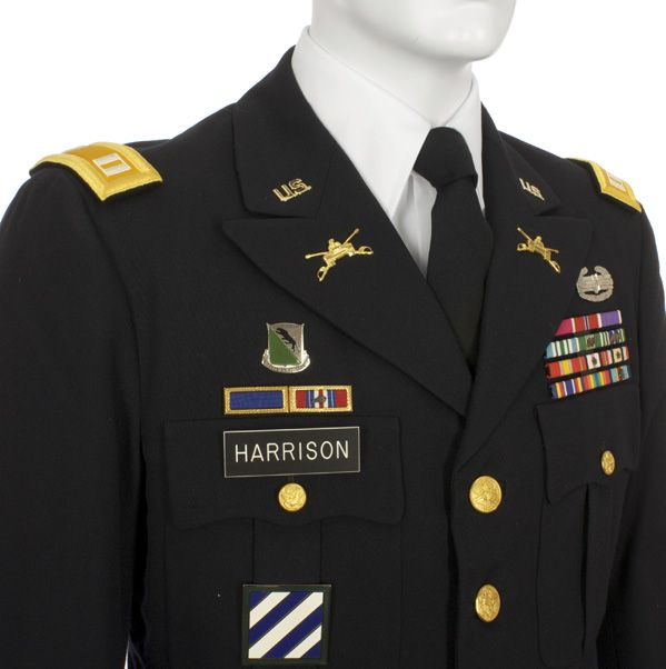 Army officer dress blue uniform pictures