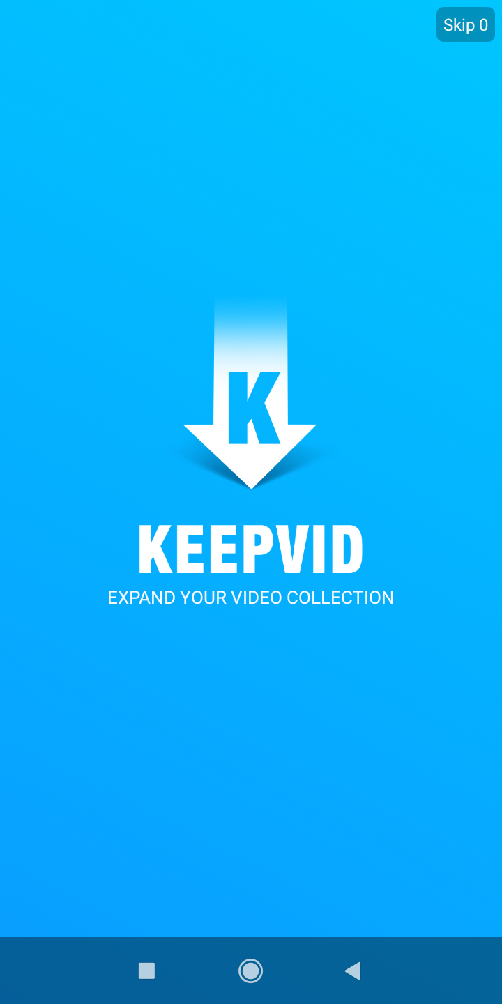 Download now latest KeepVid by click this link. You
