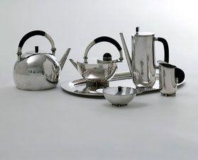 Bauhaus Klassiker Teeservice Von Marianne Brandt Bauhaus In 2019