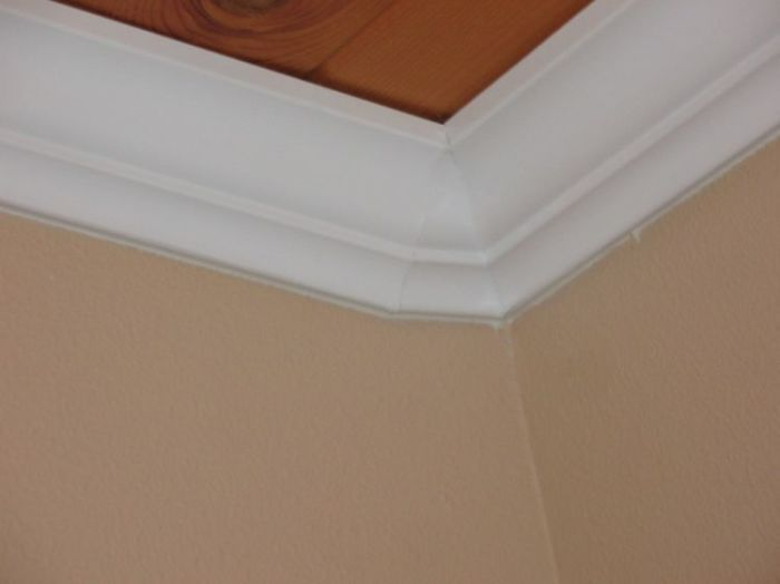Oak Crown Moulding