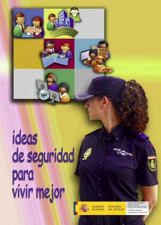 Ideas de Seguridad Ministerio del Interior