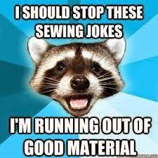 1ca69523f8d58cbaced5e21dacdfa7de 15 sewing and crafting memes memes, sewing scissors and scissors