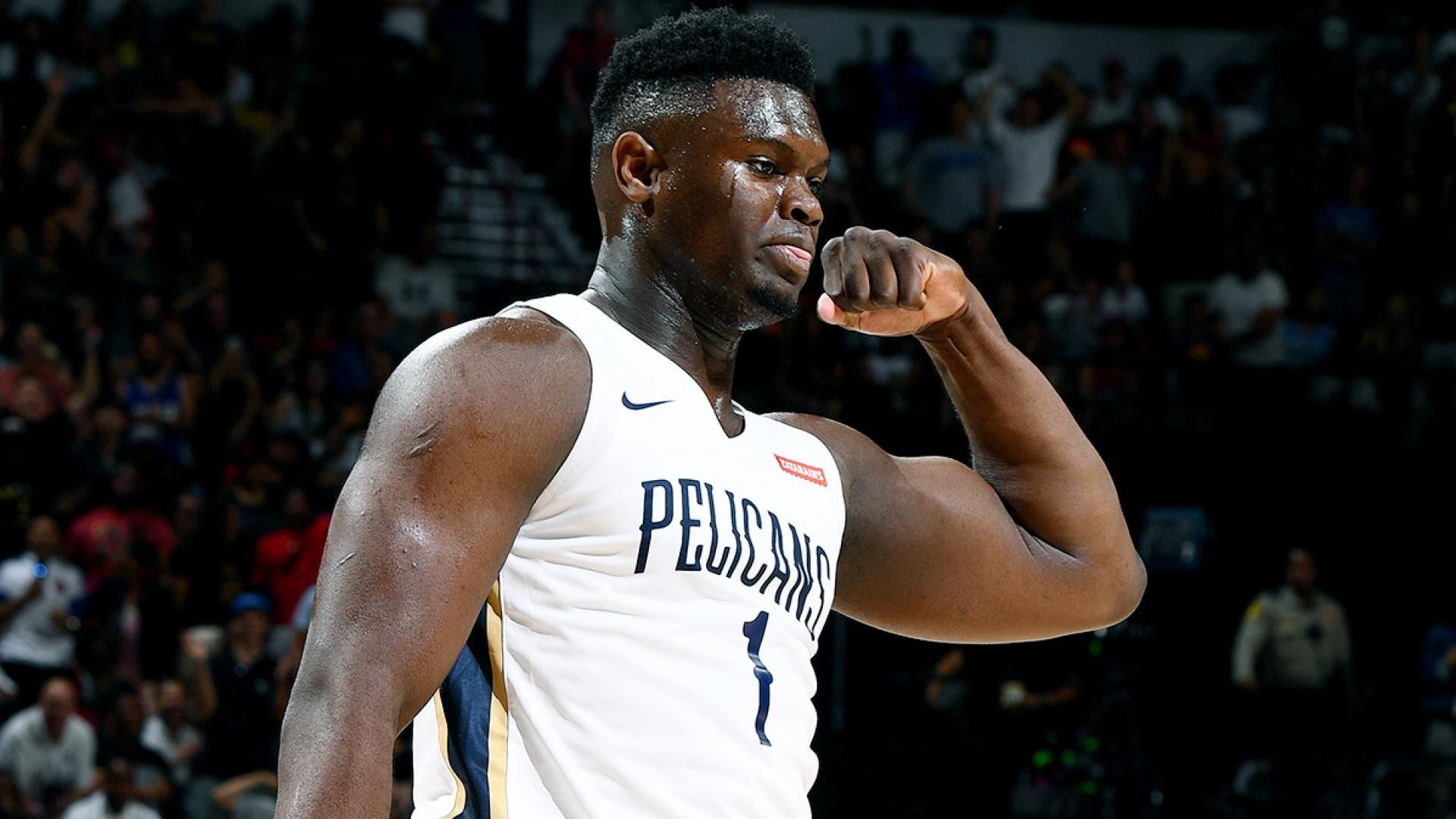 Zion Williamson announces he's signing with Jordan Brand