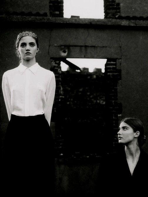 """""""Joan of Arc"""" by Eliot Lee Hazel for BullettWinter 2011"""