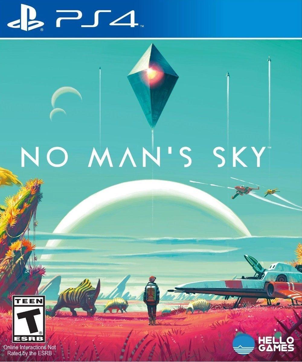 No Man's Sky No man's sky, No mans sky ps4, No man's sky