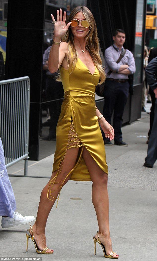 b77a56997 Heidi Klum - Page 26 - the Fashion Spot