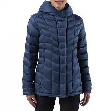 My new insulated coat. From Patagonia, the Downtown Loft Jacket. I chose black.