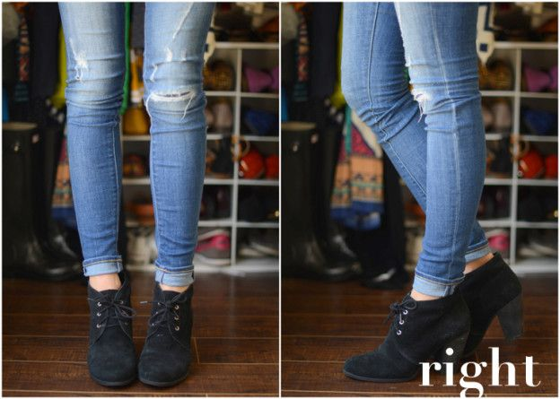 How to Cuff Your Jeans with Ankle Boots (Part 2)