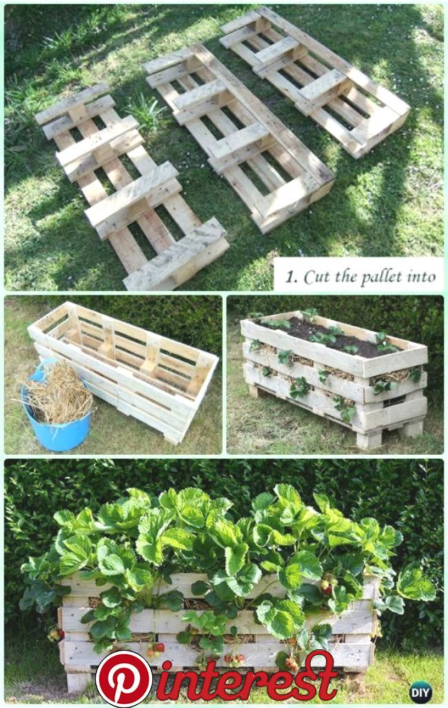 10 Space Saving Strawberry Planters Ideas Vertical Gardens