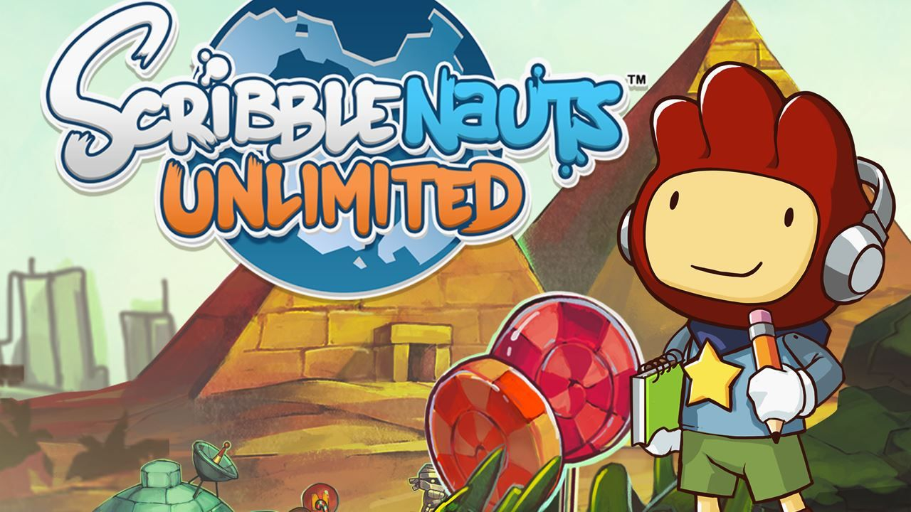 Scribblenauts Unlimited Apk Mod V1 14 Data Paid Offline For Android