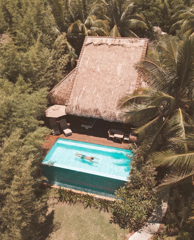 Pool Time At The Villa @eskayaresort #Bohol