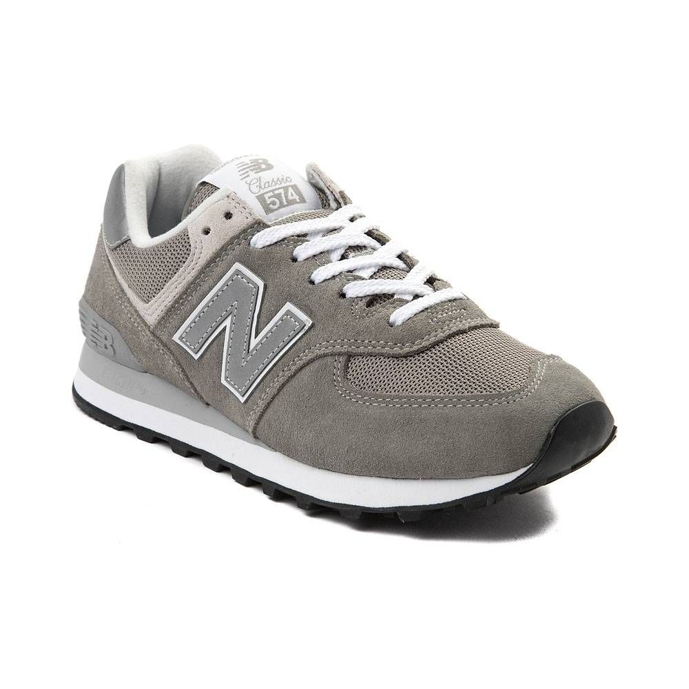 Womens New Balance 574 Classic Athletic Shoe Gray