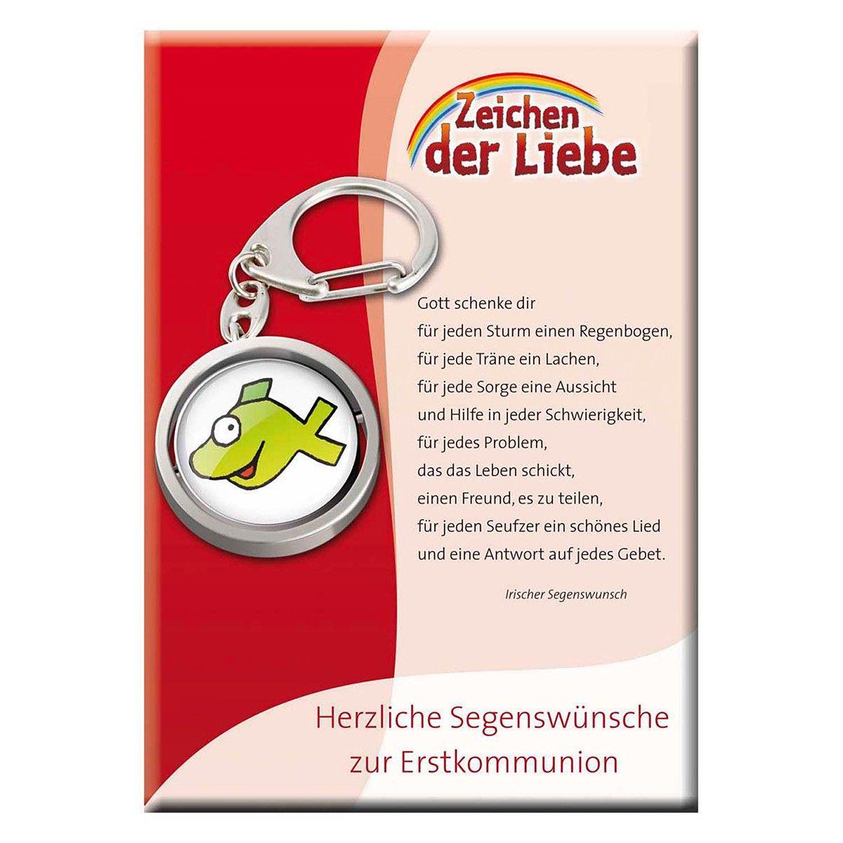 Witziger Schlüsselanhänger Zur #Kommunion   Ein Geeignetes #Geschenk Zur # Erstkommunion U2026 Sprüche ErstkommunionGeschenke ...