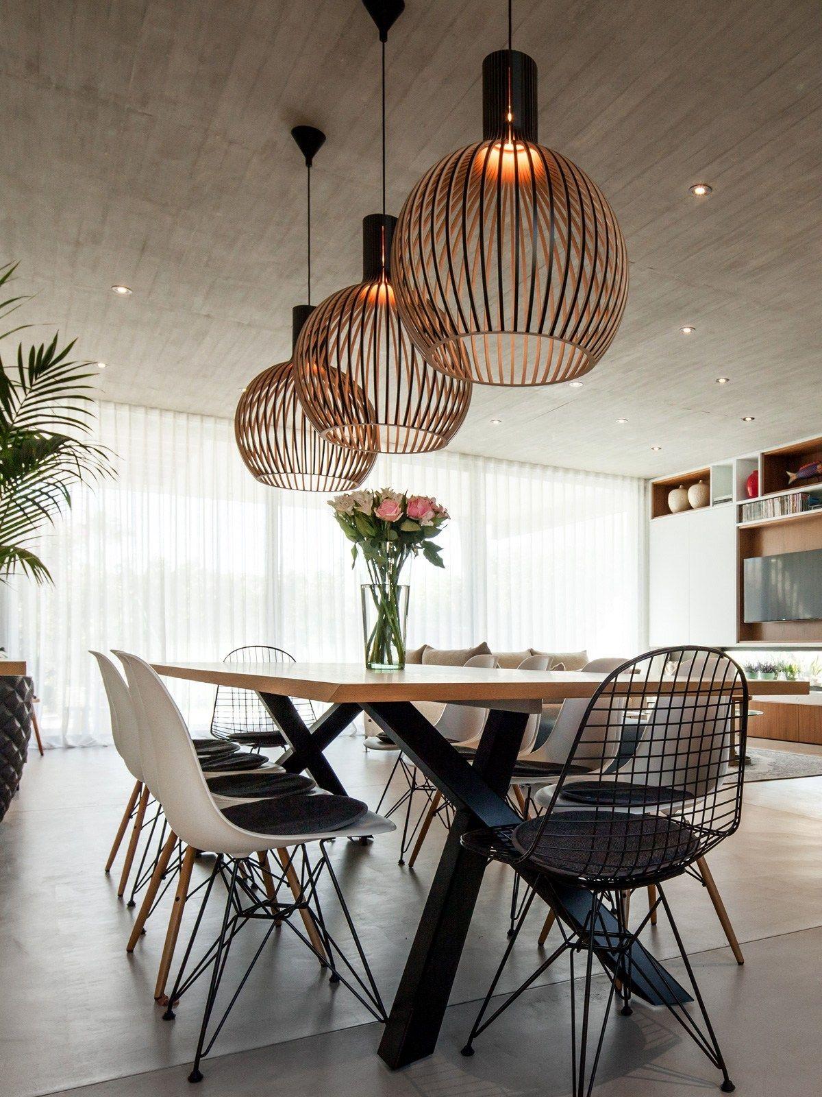 OCTO 9 Secto Design   DesignOrt.com   Esszimmer lampe modern ...