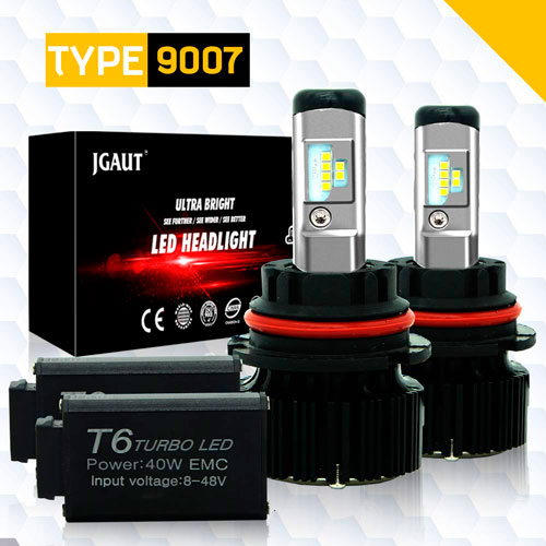 Pin On Brightest Led Headlight Bulbs For Cars