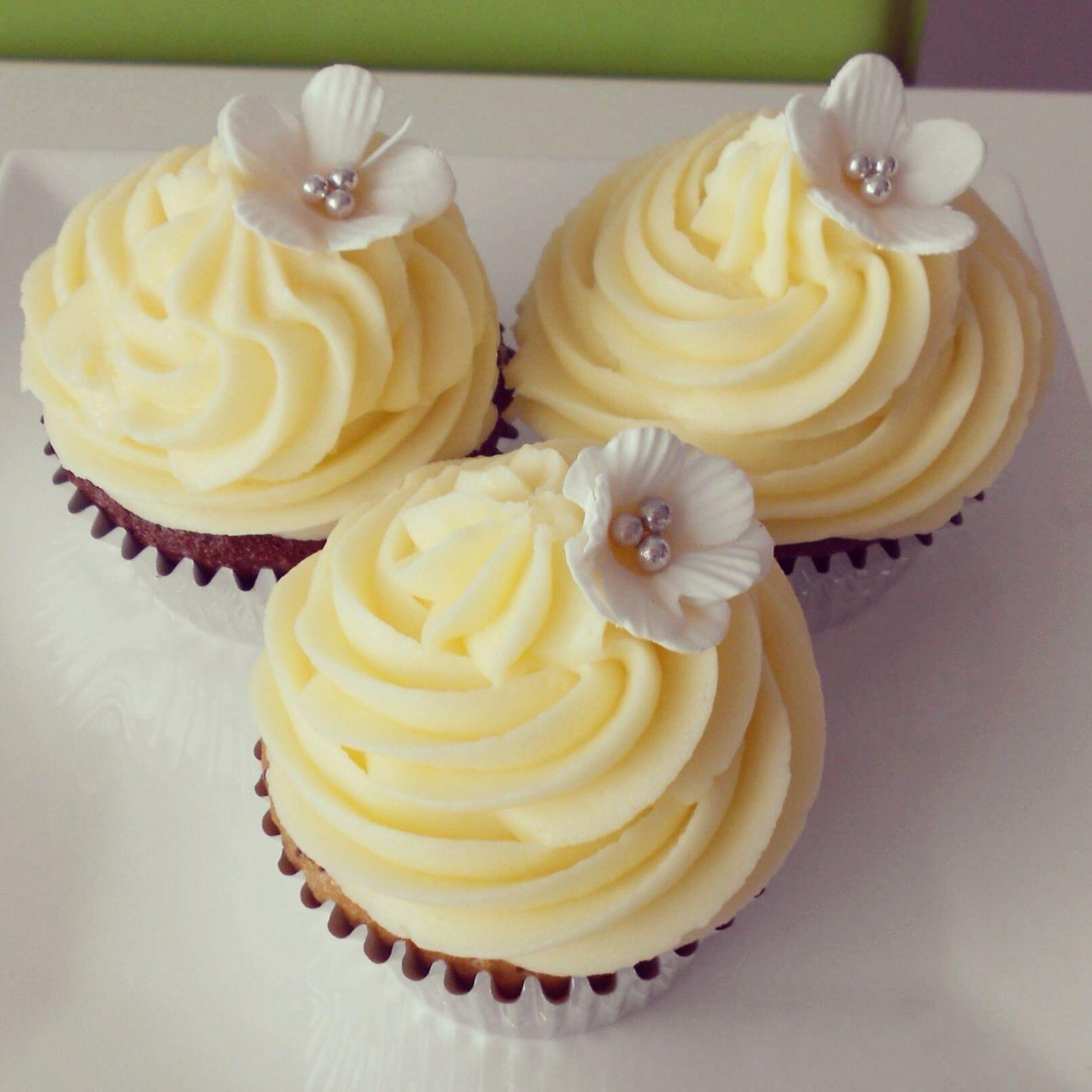 cupcakes decorados con fondant recetas - Buscar con Google