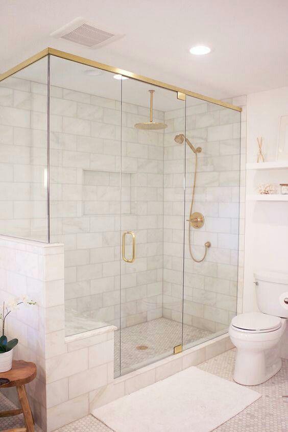 Pin Von Mika Shumann Auf Badezimmer 2 Badezimmer Innenausstattung Bad Inspiration Marmorfliesen Badezimmer