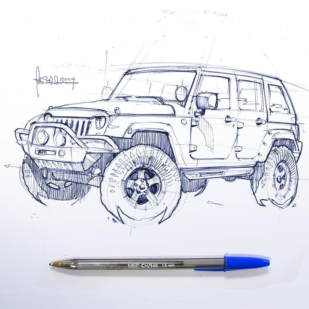 Jeep Dreams On A Bic Budget Jeep Jkrubicon Rubicon Jeeprubicon Jeepunlimited Jeepwrangler Jeepworld Jeeplife Jeepgirl Car Artwork Car Sketch Jeep